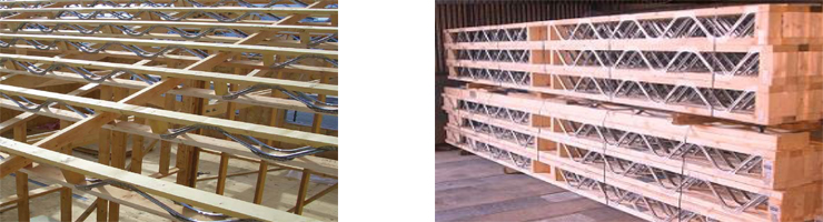 Modern Building Solutions made the McCavana Timber Frame Way